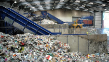 Two-thirds of our plastic packaging waste is exported by an export industry which was worth more than £50m last year