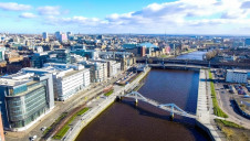 Glasgow City Council is developing initiatives to implement closed-loop practices across the built environment, food, textiles, plastics and energy