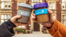 The University and Union have already swapped disposable coffee cups for compostable alternatives, and launched a campaign incentivising the use of reusable coffee cups