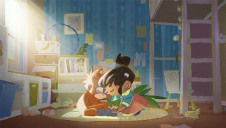 The animated Rang-tan advert was originally created and used by Greenpeace earlier this year