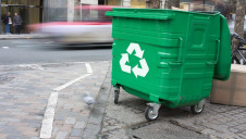 In 2017, local authorities spent £700m on collecting and sorting recycling, compared with £73m from major businesses including leading supermarket chains and retailers