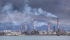 "The IEA calculated that existing infrastructure would ""lock in"" 550 gigatonnes of carbon dioxide over the next 22 years"