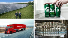This round-up highlights five key ways in which food & drink manufacturers are progressing across all areas of sustainable development