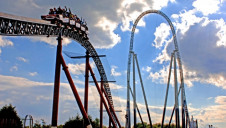 Merlin Entertainments operates more than 120 attractions worldwide, including Thorpe Park and Legoland in the UK