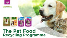 Under the scheme, Mars Petcare and Terracycle will accept packaging from any pet food brand