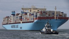Maersk operates more than 780 vessels accross the world and employs more than 30,000 people