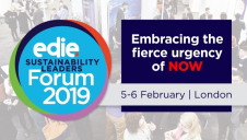The 2019 Sustainability Leaders Forum takes the theme of 'Embracing the fierce urgency of NOW' to address some of the biggest challenges of our time