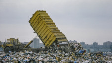 The UK ships about 3 million tonnes of waste a year to the EU