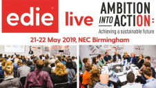 Registration for free-to-attend show is now open for sustainability, energy and environment professionals