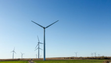 The AI technology enables Google to predict the output of its central US wind farms more than a day in advance