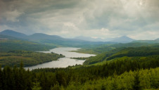 The scheme will fund large-scale conservation and restoration activities across Scotland's forests, lakes and coastline
