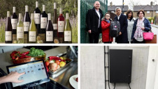 This week's innovations could drive significant sustainability progress across the catering, wine and EV sectors