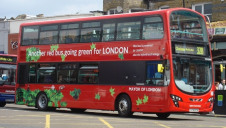 More than £2.5m each has been offered for clean bus tech to the top bidding local authorities