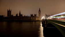 400 UK landmarks will take part in tonight's spectacle, including Big Ben and the Houses of Parliament. Image: Vlad Balin/WWF-UK