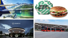 This week's green innovations could help drive sustainability action across the transport, food and packaging sectors