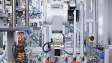 Apple's Daisy recycling robot is capable of disassembling 200 iPhones per hour