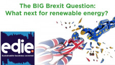 The third episode in this six-part series explores how Brexit will affect the policy and business spheres' approach to renewables