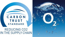 The contractually obliged suppliers represent almost 21% of O2's supply chain emissions