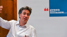 Miliband has been publicly advocating for net-zero since 2015