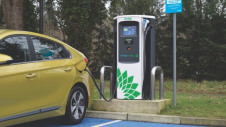 The first 50 chargers are due to be installed within the next three months
