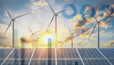 One-third of the electricity produced in the UK in 2018 was renewable, new Government figures show