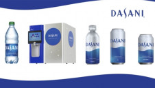 The new packaging formats include recyclable aluminium cans, bottles made using bioplastics and recycled PET, and a packaging-free dispenser option. Image: Dasani