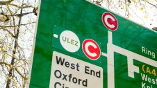 Since the London ULEZ launched in April, the number of non-compliant vehicles travelling through the capital daily has decreased by one-quarter. Image: City Hall