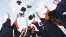 It is estimated that 2.3 million people are currently enrolled in higher education in the UK