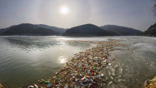Plastic Bank plans to collect 30,000 metric tons of plastic waste over the three-year period – equivalent to stopping 1.5 billion plastic bottles from entering oceans and waterways