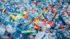 As part of its membership to the Ellen MacArthur Foundation's New Plastics Economy Commitment, Coca-Cola recently disclosed its annual global plastics consumption - three million tonnes - for the first time. Stock image.
