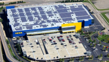 Ikea is aiming to generate more renewable power than it consumes in operations by 2020, and to cover all of its supply chains by 2030. Image: Inter Ikea Group