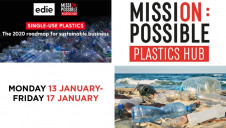 Starting from Monday 13 January, edie will run a series of exclusive interviews, in-depth deep dives, webinars and reports outlining approaches to eliminating single-use plastics