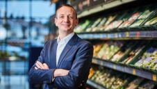 Giles Hurley (pictured) sent the frank letter to all major third-party suppliers. Image: Aldi UK