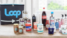 Pictured: Some of the products offered through Loop in the UK. Image: TerraCycle