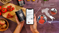 Princes' partnership with Provenance will also see QR codes added to selected seafood products