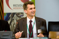 Novelis Europe sustainability and recycling development manager Andy Doran