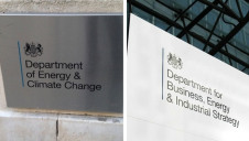 The Department of Energy and Climate Change (DECC) has been replaced by Department for Business, Energy and Industrial Strategy (BEIS)