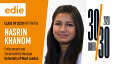 Alongside her role at UWL, Nasrin provides advice to the BSI and to not-for-profit Zer0 Carbon