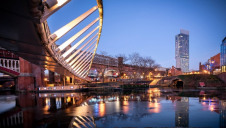 The commitment builds on Manchester's vision of becoming a carbon-neutral city by 2038