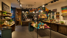Lush launched its first plastic-free locations in Berlin and Milan (pictured) last year