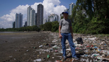 SC Johnson chairman Fisk Johnson recently visited Indonesia to further explore the global plastic pollution problem