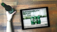 Carlsberg is one of four companies to have set science-based targets in line with 1.5C, along with BT, Tesco and Pukka Herbs