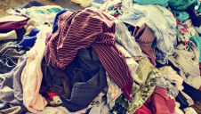 Around 300,000 tonnes of clothing is currently wasted each year in the UK, according to the EAC