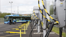The Council has invested in 40 new EVs to support the infrastructure trials