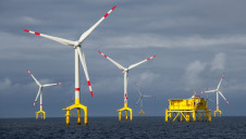 Reaching a target of more than 30% of electricity coming from offshore wind would also mean that 70% of Britain's energy would be from renewable sources