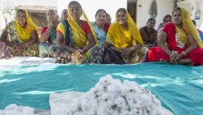 Primark's Sustainable Cotton Programme currently covers 28,000 farmers, with the retailer aiming for 30,000 by the start of 2022