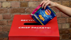 Under the scheme, packaging from all crisp brands are accepted for reprocessing