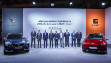 SEAT made a number of announcements at its AGM, including new EV models and development across its range