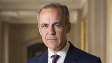 Carney has warned the finance sector that it risks losses from extreme weather and its stakes in polluting firms. Image: Bank of England