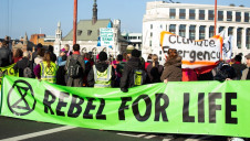 Extinction Rebellion organisers claim that demonstrations are planned in 80 cities across 33 countries Image Julia Hawkins, flickr